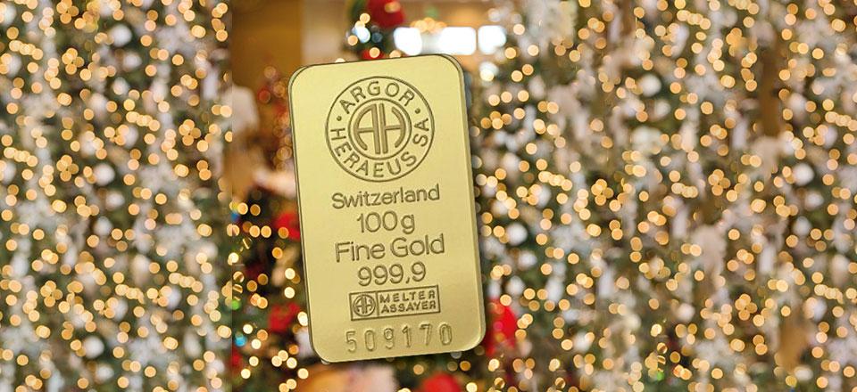 Připravte svým blízkým opravdu Zlaté Vánoce